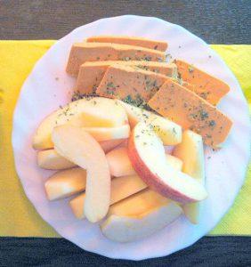 Best vegan cheese - soy cheese