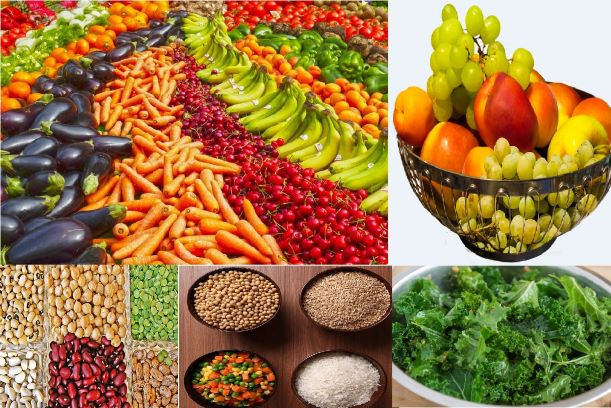 Healthy Vegan Diet Plan with Nutrition