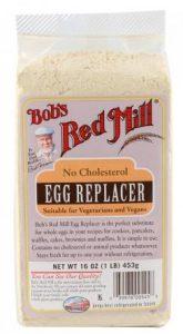 Bob's Red Mill Egg Replacer - Best vegan egg substitutes, vegan egg alternatives, vegan egg replacement, vegan egg replacer, Vegan Baking