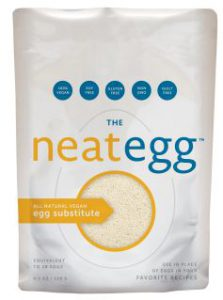 The Neat Egg by Atlantic Natural Foods, LLC - Best vegan egg substitutes, Vegan Baking