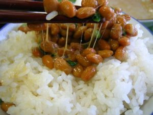 Natto With Rice - Best vegan meat substitutes, imitation meat, vegan meat alternatives, vegan meat replacement, meat analogue for vegans and vegetarians