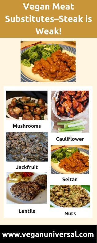 Vegan Meat Substitutes