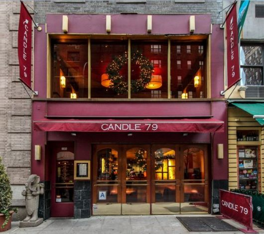 Candle 79—New York, USA - best vegan restaurants, top vegan restaurants, vegan restaurant guide