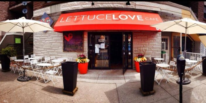 Lettuce Love Café—Ontario, Canada - best vegan restaurants, top vegan restaurants, vegan restaurant guide