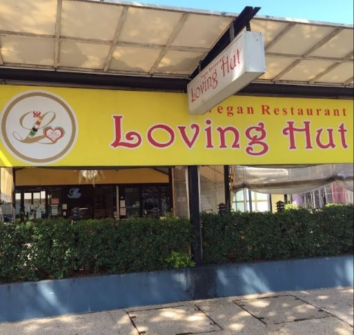Loving Hut—Queensland, Australia - best vegan restaurants, top vegan restaurants, vegan restaurant guide