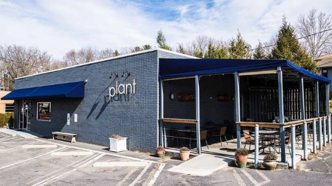 Plant Vegan Restaurant—North Carolina, USA - best vegan restaurants, top vegan restaurants, vegan restaurant guide