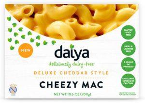 Daiya Cheddar Style Cheezy Mac - fortified foods