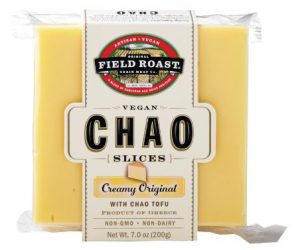 Field Roast Creamy Original with Chao Tofu Chao Slice Review