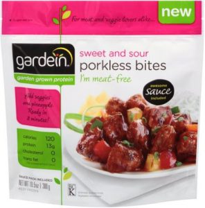 gardein™ Sweet and Sour Porkless Bites Review