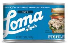 Loma Linda Fishless Tuna Review
