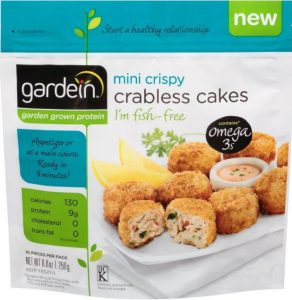 gardein™ Mini Crabless Cakes Review