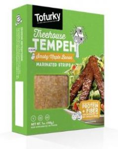 Tofurky Smoked Maple Bacon Tempeh Review