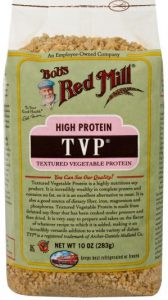 Bob's Red Mill Textured Vegetable Protein Review