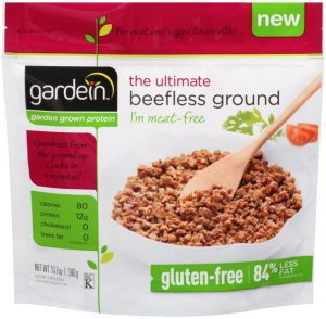gardein™ The Ultimate Beefless Ground Review