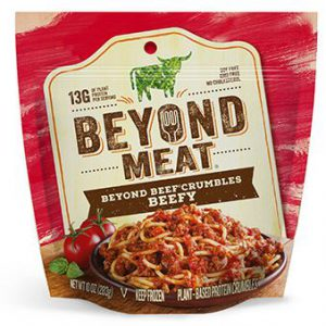 Beyond Meat Beef Beefy Crumble Review