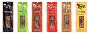 Primal Strips Meatless Vegan Jerky Variety Gift Pack Sampler Review