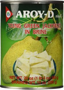 Aroy-D Young Green Jackfruit in Brine Review