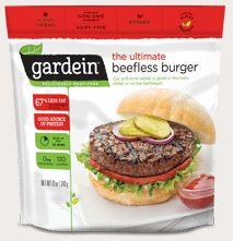 gardein™  The Ultimate Beefless Burger Review