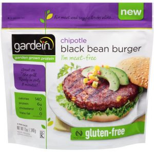 gardein™ Chipotle Black Bean Burger Review