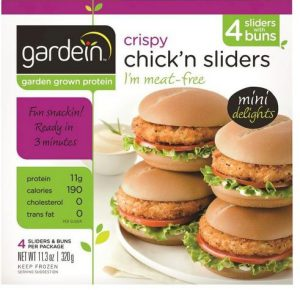 gardein™ Crispy Chick'n Sliders Mini Delights Review