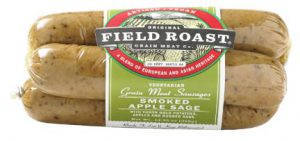 Field Roast Smoked Apple Sage Sausage Review