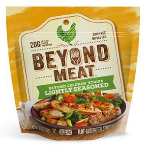 Beyond Meat Lightly Seasoned Chicken Free Strips Review