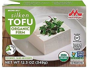 Mori-Nu Organic Silken Tofu, Firm