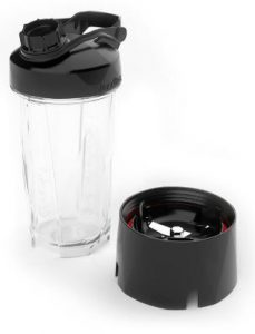 Blendtec GO™ travel bottle for personal blending