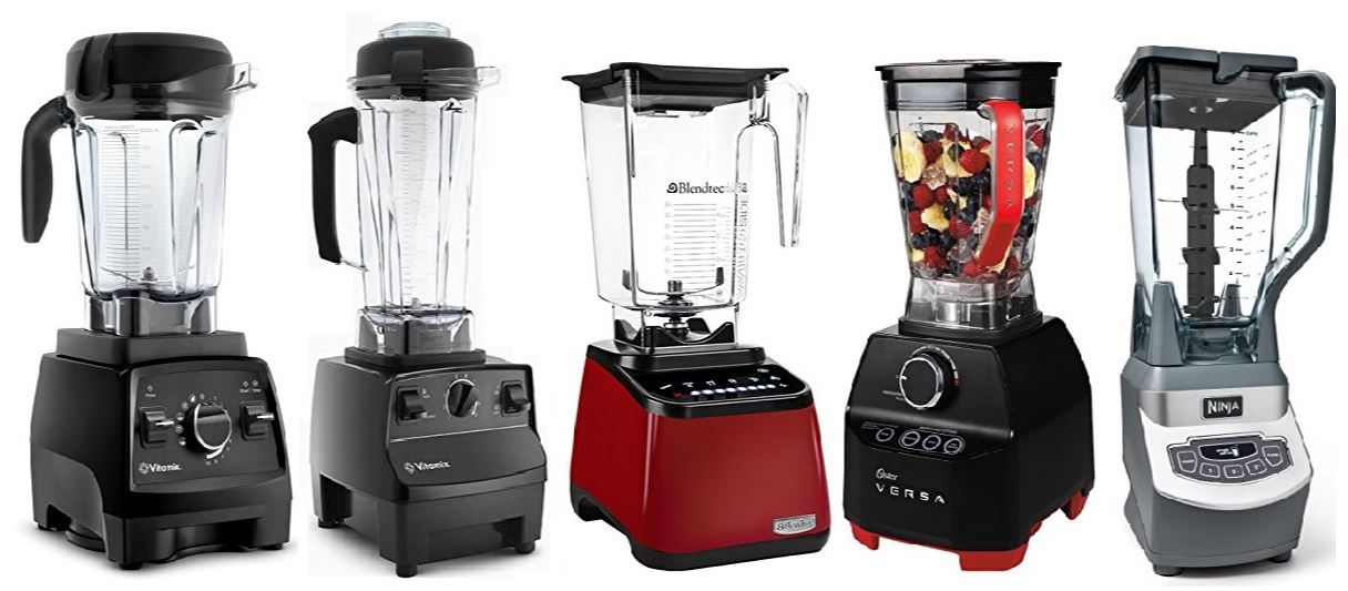 Best Multi-Purpose Specialty Blenders Review