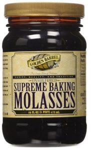 Vegan Honey Substitutes Molasses