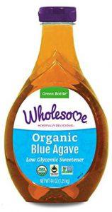 Vegan Honey Substitutes Agave Nectar