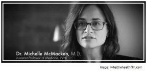 Dr. Michelle McMacken