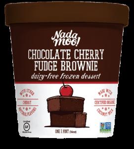 Chocolate Cherry Fudge Brownie