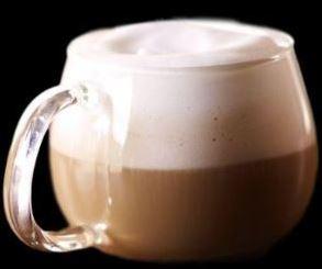 Starbucks Vegan Espresso Cappuccino