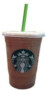 Starbucks Vegan Chocolate Smoothie