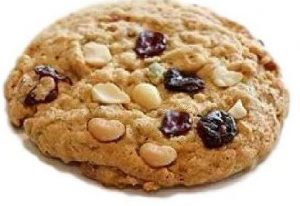 Starbucks Vegan Food Macadamia Oat Cookie