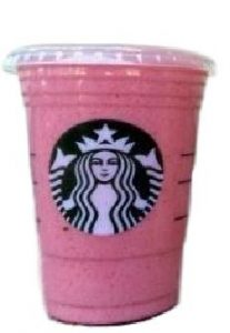 Starbucks Vegan Strawberry Smoothie