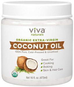 Viva Naturals Organic Extra Virgin Unrefined Coconut Oil Review