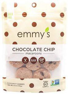 Emmy's Organic Macaroon Chocolate Chip Cookies Taste Test