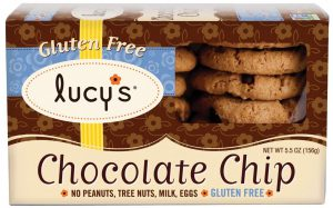 Lucy's Chocolate Chip Vegan Cookies Review