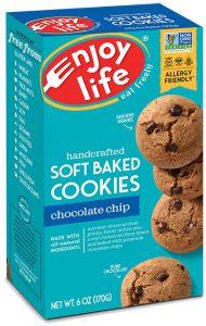 Enjoy Life Soft Baked Chocolate Chip Cookie Taste Test