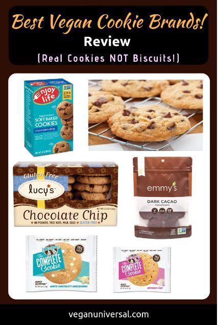 Best Vegan Cookie Brands Review!