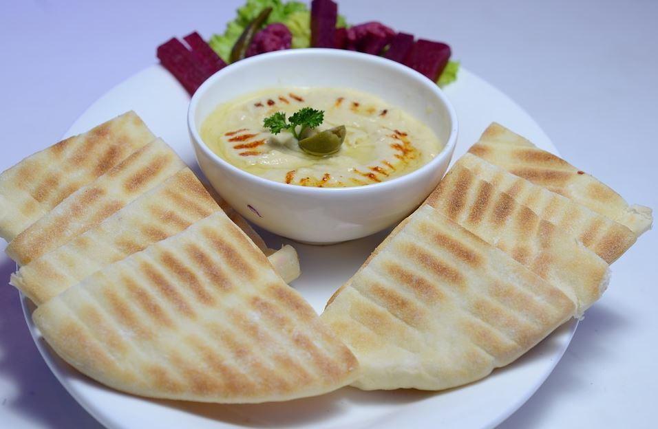 Vegan Pita Bread