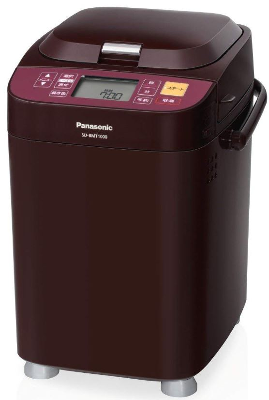 Panasonic Home Bakery SD-BMT1000-T Bread Maker Review
