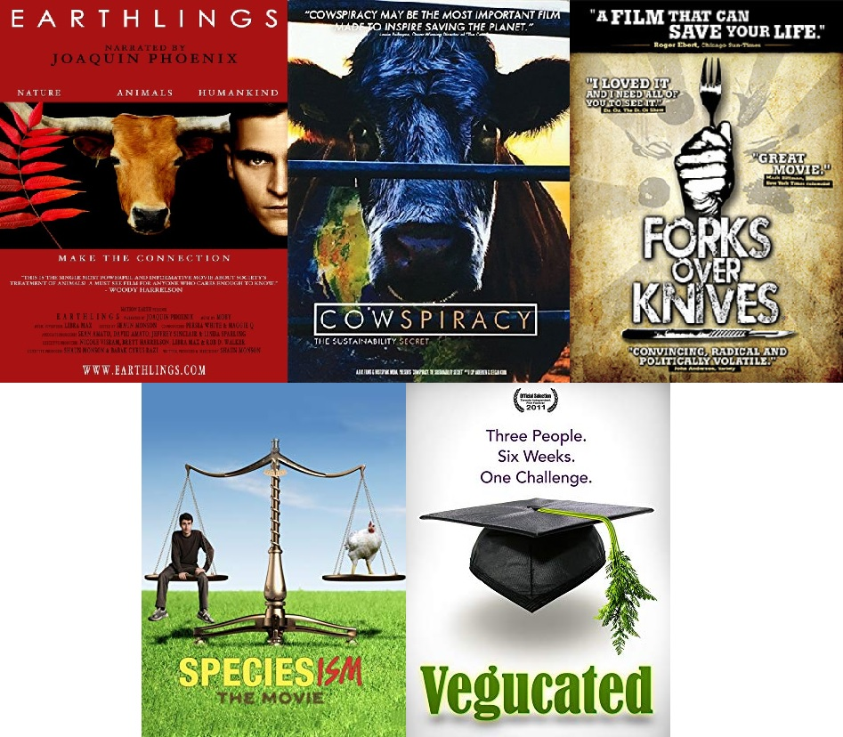 Best Vegan Documentaries