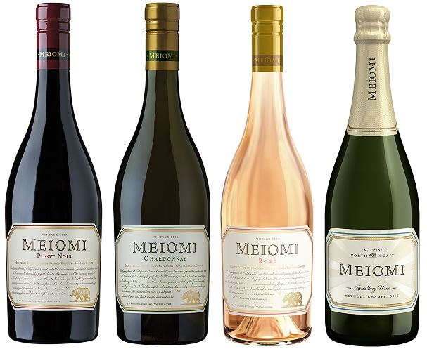 Meiomi Wine - Vegan Christmas Gifts