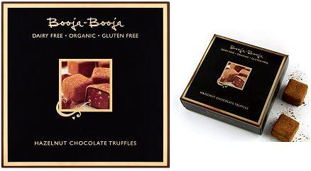 Booja Booja Dairy Free Vegan Chocolate Truffles - Vegan Christmas Gifts