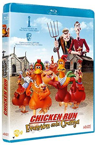 Chicken Run - Vegan Christmas Gifts