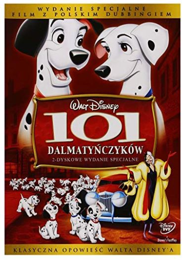 101 Dalmatians - Vegan Christmas Gifts
