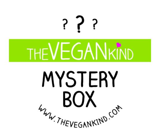 Mystery Vegan Beauty Box - Vegan Christmas Gifts